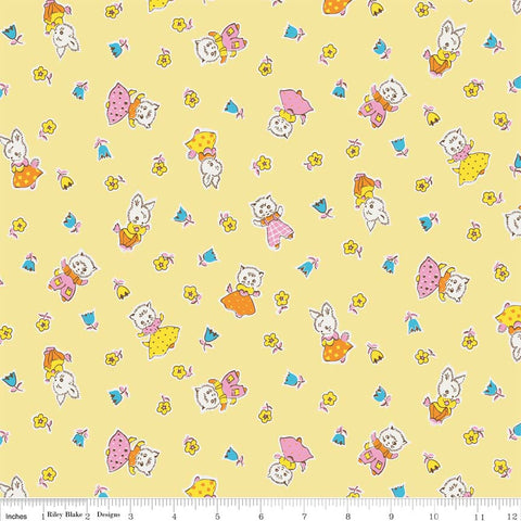 Penny Rose Milk Sugar & Flour sewing fabrics to buy at Stitch UK