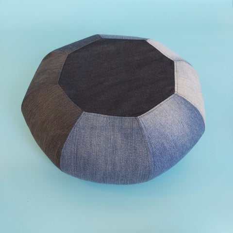 Freckles and Co How to fill a pouf