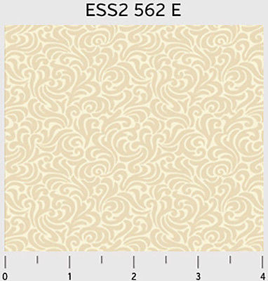 PB Textiles Cream cotton sewing fabric