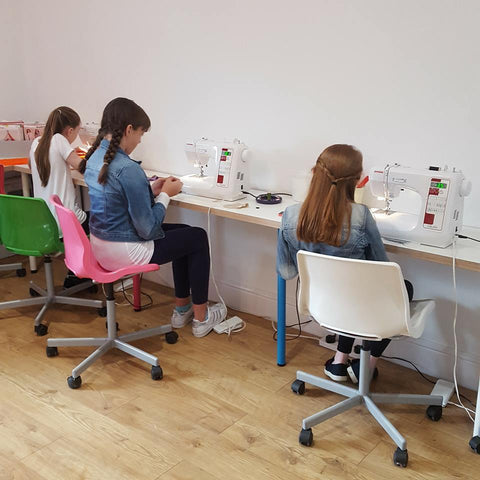 Kids Monthly Sewing Sessions