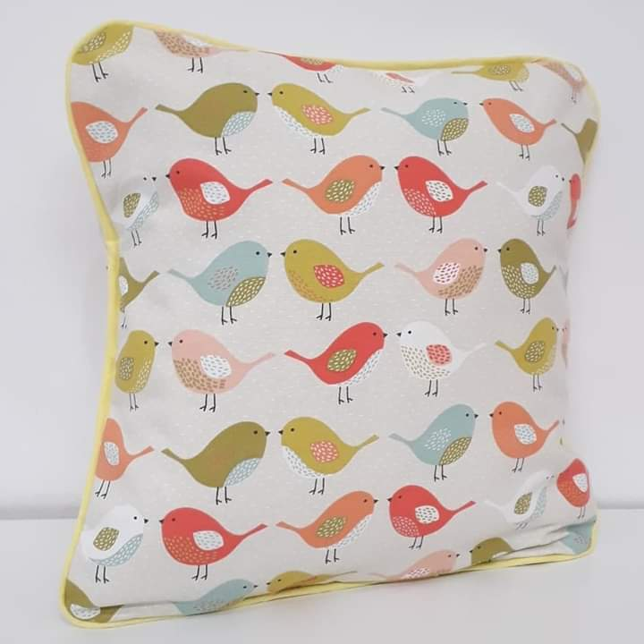 Make - Piped Cushion Covers