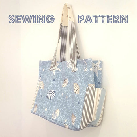 Bella Bag sewing pattern + instructions