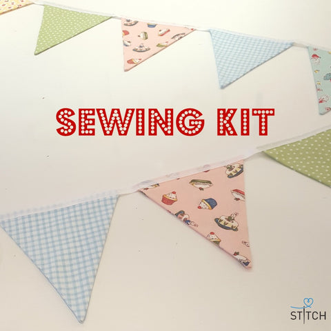 SEWING KIT - Bunting