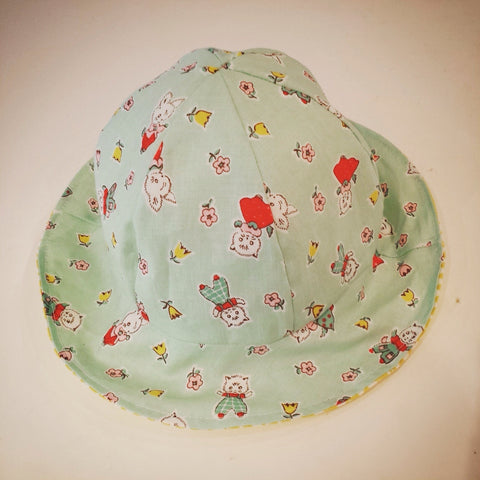 Childrens reversible Sun Hat Workshop