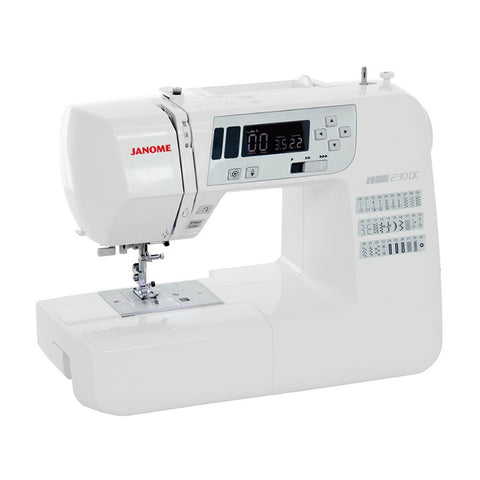 Janome 230DC sewing machine