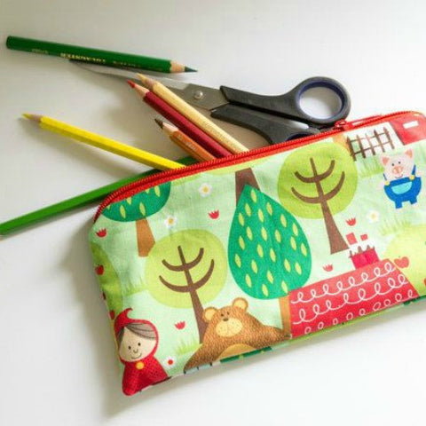 Kids Make - A Pencil Case