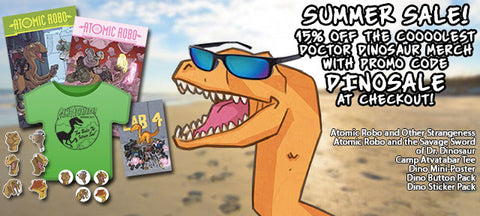 DINO SALE SUMMER SPECTACULAR!