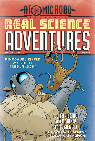 Real Science Adventures No. 1 Mini Poster