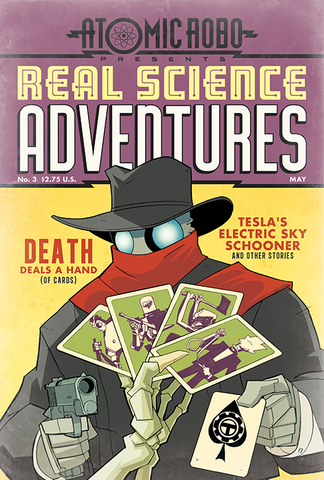 Real Science Adventures No. 3 Mini Poster