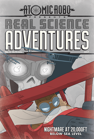 Real Science Adventures No. 5 Mini Poster