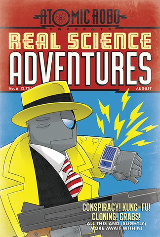 Real Science Adventures No. 6 Mini Poster