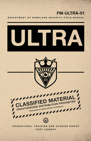 ULTRA Field Manual