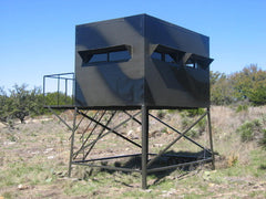 Monster Blind 7x10 Shooting House