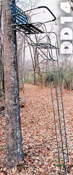 15440173552 Family Tradition Double Ladder Stand – DBW Outdoors