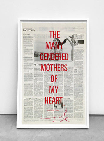 THE MANY GENDERED MOTHERS OF MY HEART