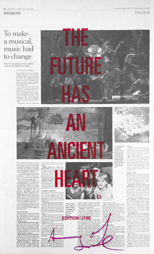 THE FUTURE HAS AN ANCIENT HEART
