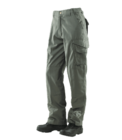 24-7 Series Poly-Cotton Ripstop Tactical Pants for Men