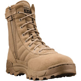 "Classic 9"" Side-Zip Tactical Boots"