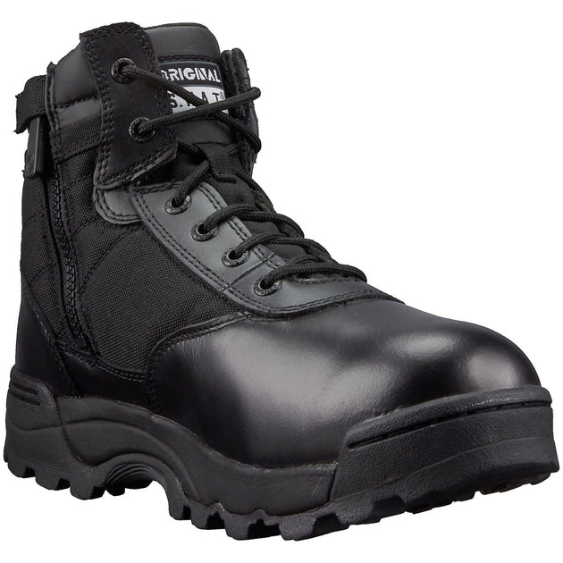 "Classic 6"" Side-Zip Tactical Boots"