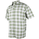 24-7 Series Plaid Cool Camp Shirt
