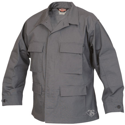BDU 65/35 Polyester/Cotton Rip-Stop Uniform Coat