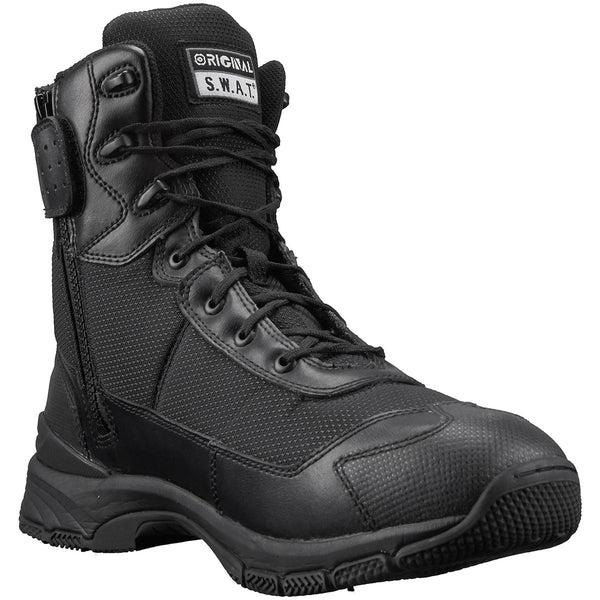 "H.A.W.K. 9"" Side Zip Tactical Boots"
