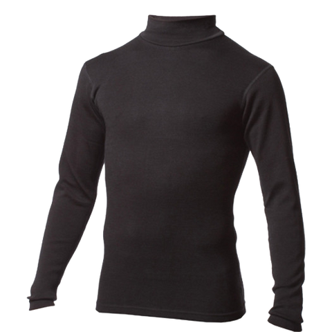 Midweight Merino Mock for Men