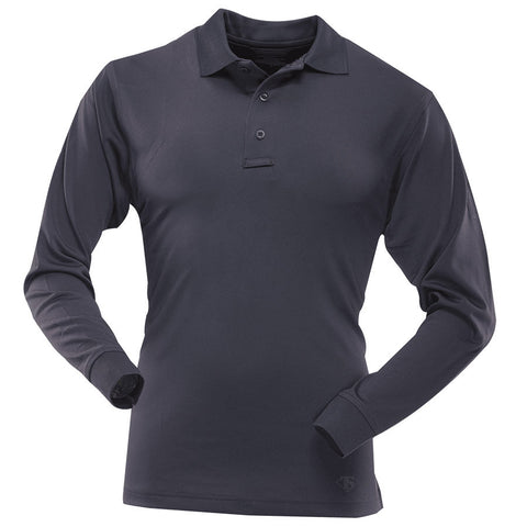 Long Sleeve Performance Polo for Men