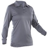 Long Sleeve Performance Polo for Women