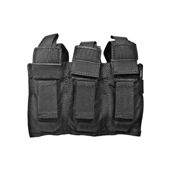 Belt Mounted Triple Mag pouch