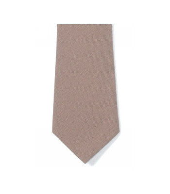 Polyester Clip-on Uniform Tie with Buttonholes