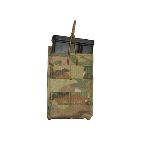 Helium Whisper® Single HK417 Open Top Mag Pouch