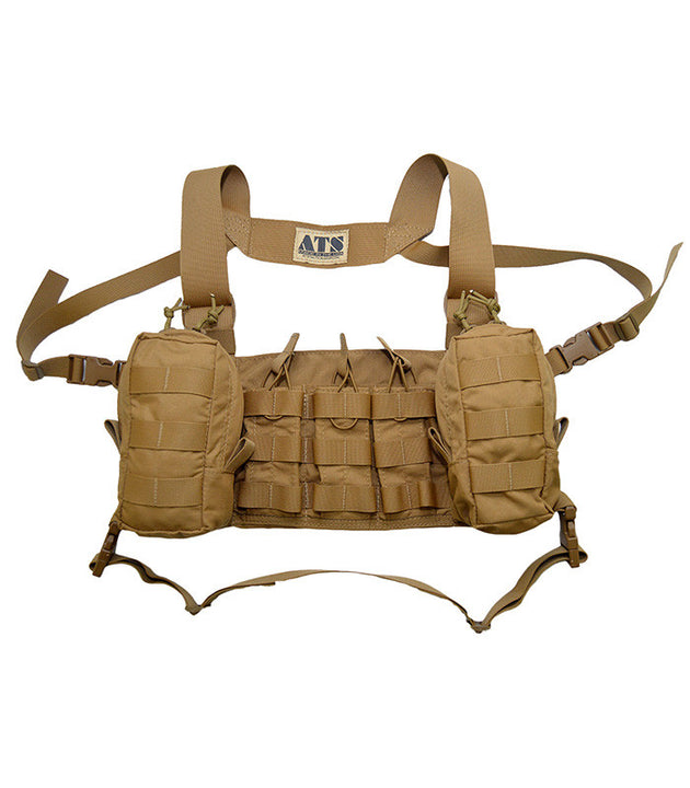 Low Profile Chest Harness