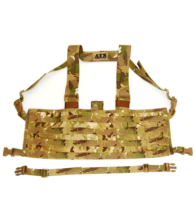 Slick Front Chest Harness