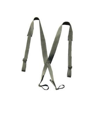 War Belt Suspenders