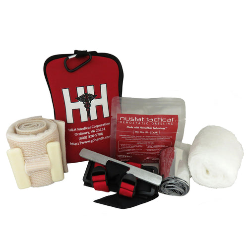 The BRICK - Bleeding Response Injury Control Kit