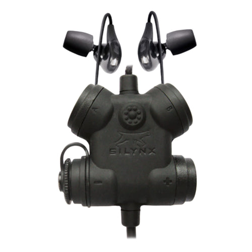 CLARUS FX2 Dual In-Ear Headset