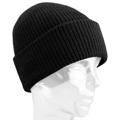 Classic Ribbed Watch Cap