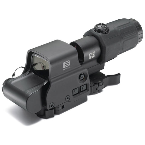 Hybrid Holograpic Weapon Sight Complete System