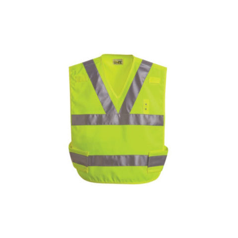Hi-Vis Breakaway Safety Vest