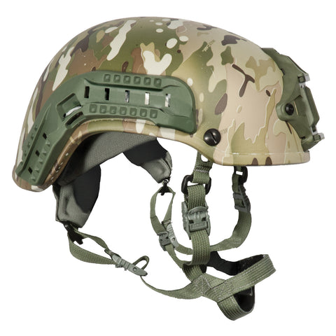 IIIA+Rifle High Cut Ballistic Helmet