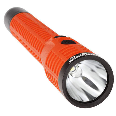 NSR-9920XL Xtreme Lumens Multi-Function Rechargeable Dual Light Flashlight