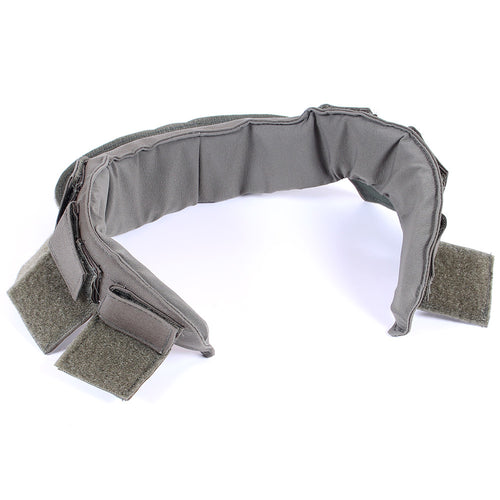 Tactical Armor Collar with Soft Armor Insert