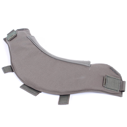 Throat Protector with Soft Armor Insert