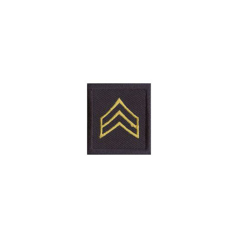 Small Sergeant Chevron