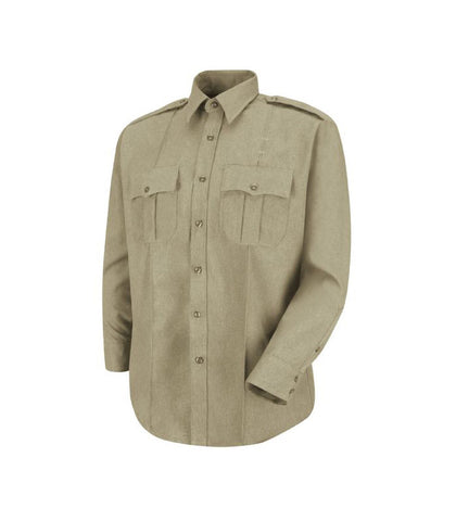 Sentry Long Sleeve Shirt with Zipper for Men
