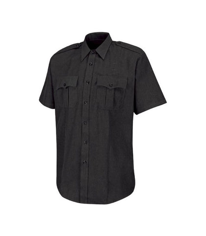 Sentry Short Sleeve Shirt with Zipper for Men