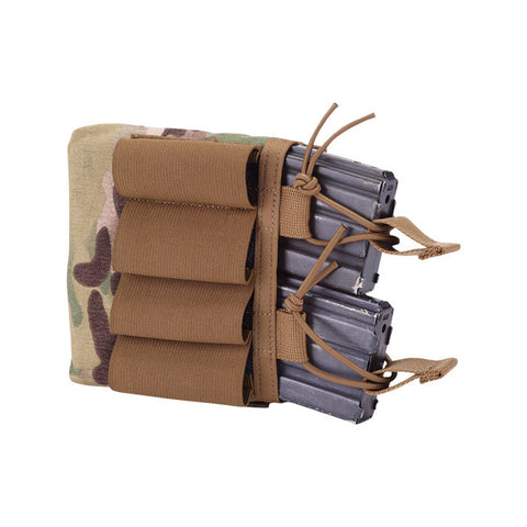 Double Horizontal Rifle Mag Pouch