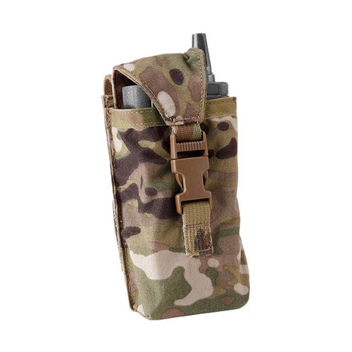 Single Buckle Radio Pouch