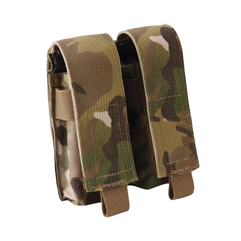 Closed Top Double Flashbang Pouch